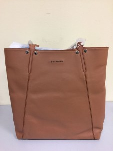Bulgari Shopping bag