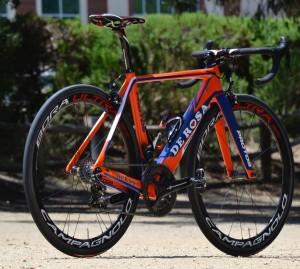 Bici De Rosa Bikes - NIPPO Vini Fantini modello Protos