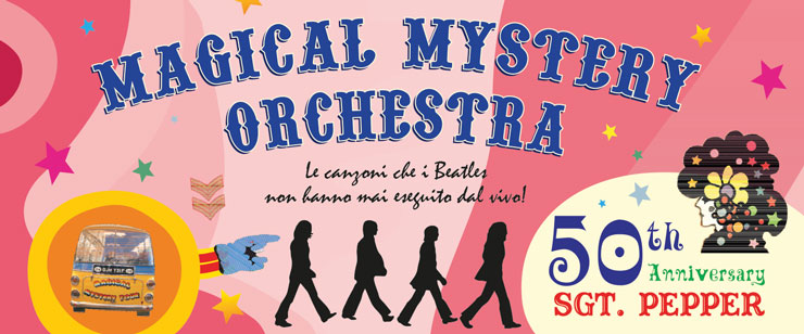 Concerto Magical Mystery Orchestra